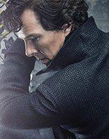 神探夏洛克的西装秀 英剧男女通用的齐肩发发型