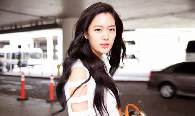亚洲第一美女李成敏长发设计 下一款流行趋势造型