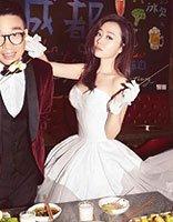 张靓颖演绎个性新娘造型 张靓颖漂亮发型大盘点