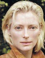 """""""不老女神""""蒂尔达・斯文顿最爱酷帅短发 中老年女士最新短发发"""