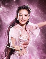 择天记吴倩化身小公主 无刘海发型以纯净胜娜扎