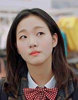 《鬼怪》女主金高银的现代发型  韩版发型与圆脸完美匹配