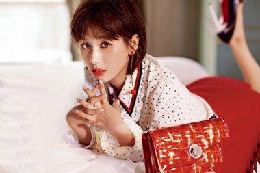 她14岁只身闯北京 娱乐圈当红影星王子文短发设计