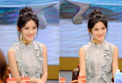 选对发型马兰坡坡姐越来越女神 谢娜用实际演绎发型的重要性