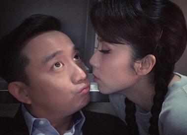 孙莉黄磊甜蜜过生日 文艺大叔黄磊的稳重熟男发型