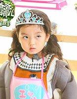 有一种萌妹叫阿拉蕾 崔雅涵爸爸去哪发型炫萌成瘾