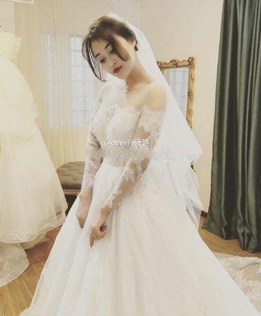 《巴啦啦小魔仙》美琪要出嫁啦! 孙侨潞欧式婚纱造型优雅圣洁