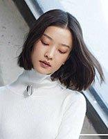 超模杜鹃中短发超有范 看超模杜鹃如何选择高个子女生适合的短发发型