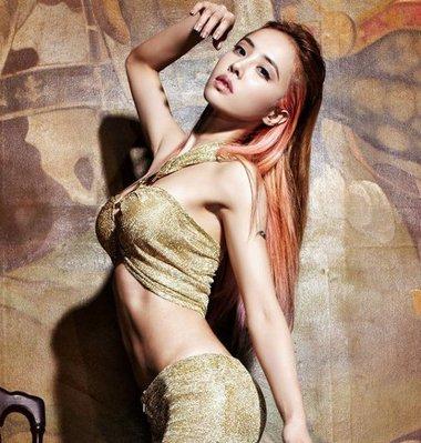锦荣蔡依林7年恋情稳定 百变女神Jolin经典发型盘点