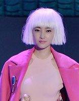 王丽坤玩转cos界 女明星另类时尚cos发型设计