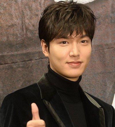 《蓝色大海的传说》即将上线 瘦身李敏镐演绎最新韩式男生发型