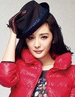 冬季学杨幂林心如梳发型 棉服穿出时尚感不是梦想