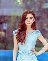 赵丽颖形象大使美出新天际 盘点女明星最新唯美发型