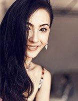 张柏芝这么梳头发就对了 38岁的她比18岁少女还美