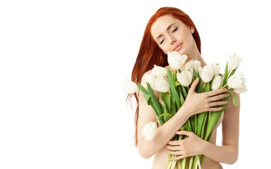 浪漫情人节时尚造型 节日发型甜美上镜