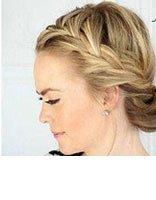 中年人长头发怎样扎 长头发的气质扎法