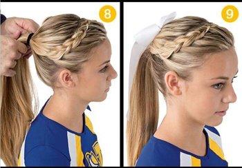 小孩中长头发怎样扎好看 小女孩长头发的扎法