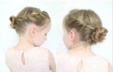 很多妈妈都会为宝宝选择简单一些的短发发型,但是想要漂亮的扎发可不