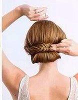 100种长头发的编法 长头发怎样编制方法
