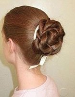 超长头发的梳法 超长头发怎么做好看