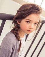 6岁小女孩的长发怎么梳法大全 小学女孩的长发学生头