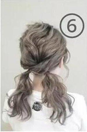 中学生马尾辫发型扎法 2017最流行的马尾辫发型