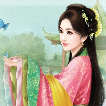 古代公主头发怎么梳 古代简单头发怎么梳