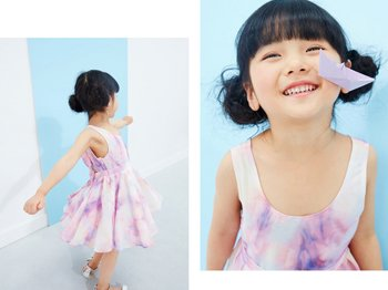 怎样梳出既可爱又简单的小女孩发型 3岁小女孩梳啥发型