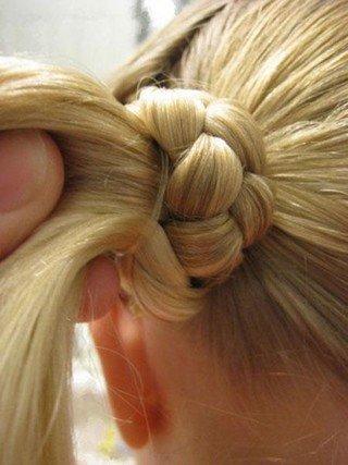 女童梳头发型图解 给儿童梳好看的发型