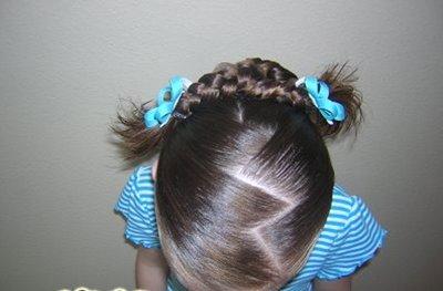 给孩子梳头有多少种 少儿梳头的方法