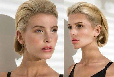 中年妇女头发少怎么梳头发简单好看 简单的梳头方法+头发少