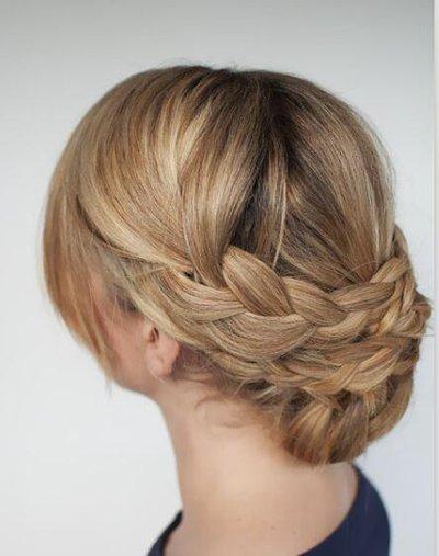 扎发发型图片_夏天头发怎么扎好看_长头发怎么扎好看图片