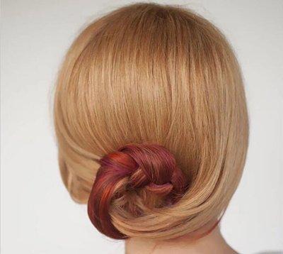 披肩长发怎么盘头 合适披肩长发各种辫子的编法