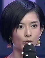 谢娜超短发在快乐大本营做菜的一期发型图片