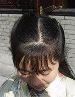 少女梳什么发型好看 如何梳古代少女发型