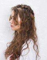 学韩国梳头发女孩的发型 2017新发型的梳法