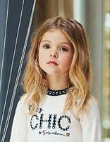小孩儿头发梳发型 11岁女孩梳什发型好看