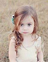 2岁女孩梳头发型 宝宝简单梳发型