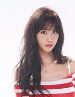 韩国女性卷发发型图片 2017年长发烫卷发型