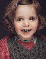 4-6岁女宝宝短发型设计 现代最流行的女童短发发型
