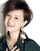 四方脸+高额头适合的短发型图片 四方脸适合的发型短发