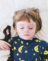两岁女宝宝短头发流行的发型 超可爱短发发型