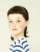 好看的简便的幼女童短发发型 3岁女儿童短发发型