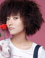 爆炸发型短发 韩国可爱短发发型设计