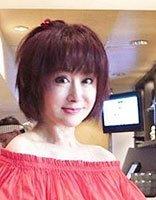 中老年女子的发型梳理 好看的发型梳发