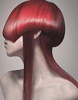 沙宣头接长头发的过程 女孩子长头发设计的图片