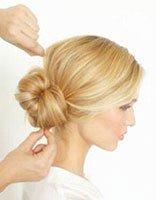 夏天长头发怎挽好看+图 长头发快速又简单的整理方法