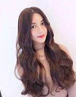 大脸梳头发型 2017年女大脸新发型