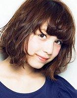 适合脸大女生的日系短发 2017日本最流行的短发