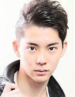 初中生男生发型名称 中学生标准发型男